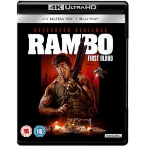 Rambo: Acorralado 4K Ultra HD