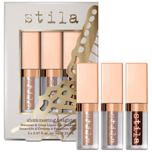 Stila Shimmering Heights Shimmer and Glow Liquid Eye Shadow Set (Worth $32.00)