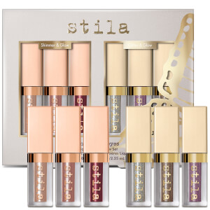 Stila Enchanted Eyes Liquid Eye Shadow Set