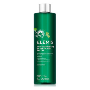 Elemis White Lotus and Lime Bath and Shower Nectar 300ml