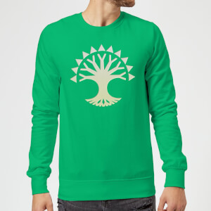 Sweat Homme Symbole de Selesnya - Magic The Gathering - Vert