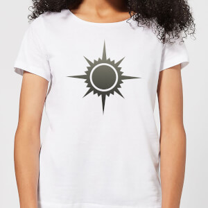 Magic The Gathering Orzhov Symbol Women's T-Shirt - White