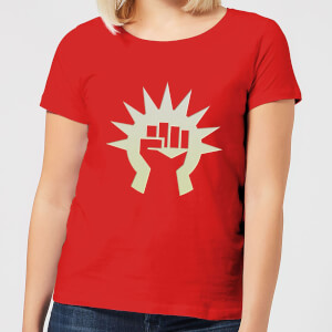 T-Shirt Femme Symbole de Boros - Magic The Gathering - Rouge