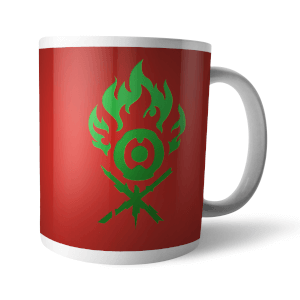 Magic The Gathering Gruul Mug