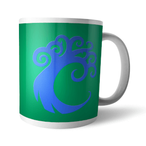 Magic The Gathering Simic Mug
