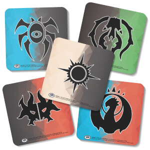 Set de Posavasos Magic The Gathering Guilds Of Ravnica