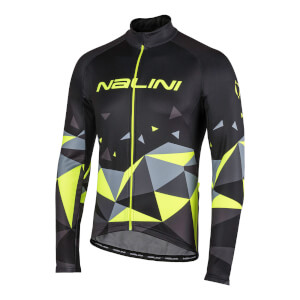Nalini Logo Long Sleeve Jersey