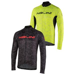 Nalini Logo Ti Long Sleeve Jersey