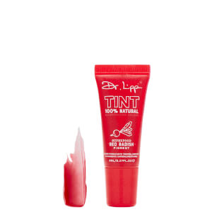 Dr.Lipp 100% Natural Moisturising Colour Lip Tint -huulipuna, Red Radish