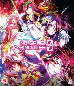 No Game No Life: Zero Standard Edition