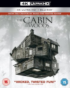 The Cabin In The Woods - 4K UltraHD