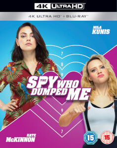 The Spy Who Dumped Me - 4K Ultra HD