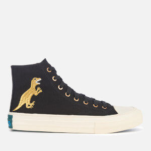 PS by Paul Smith Women's Kirk Dino Hi-Top Trainers - Black