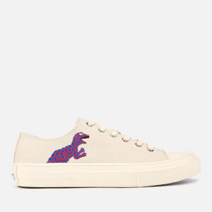 PS Paul Smith Women's Kinsey Low Top Trainers - Ivory