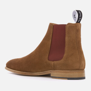 PS Paul Smith Men's Gerald Suede Chelsea Boots - Tan: Image 2