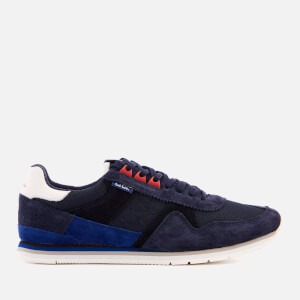PS Paul Smith Men's Vinny Runner Style Trainers - Dark Navy