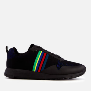 PS Paul Smith Men's Rappid Runner Style Trainers - Black