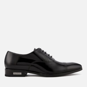 Paul Smith Men's Lord Leather Oxford Shoes - Black