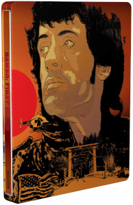 Rambo - Zavvi Exklusives (Blu-Ray & 4K Ultra HD) - Steelbook