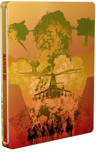 Rambo Part III - Zavvi Exclusive (Blu-Ray & 4K Ultra HD) - Steelbook