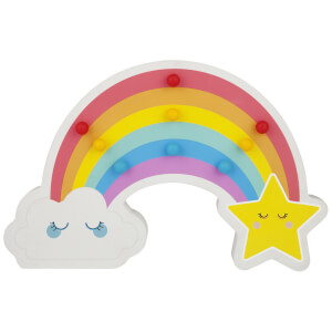 Sunnylife Kids Rainbow Marquee - Light