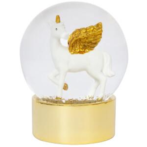 Sunnylife Unicorn Glitter Globe