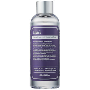 Lotion tonique sans parfum Supple Preparation Facial Toner Dear, Klairs 180 ml