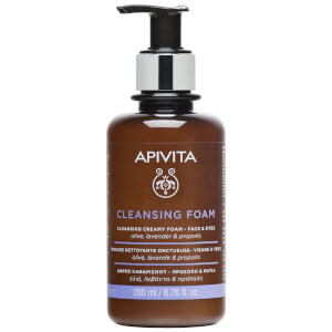 APIVITA Foam Cleanser Face & Eye 200 ml