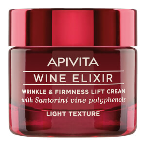 APIVITA Wine Elixir Wrinkle & Firmness Lift Cream - Light Cream 50 ml