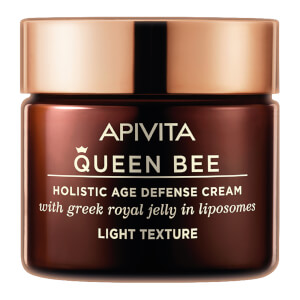 APIVITA Queen Bee Holistic Age Defense Cream - Light Texture 50ml