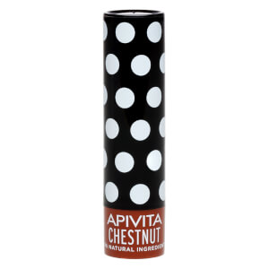 APIVITA Lip Care -huulivoide 4,4g, Chestnut