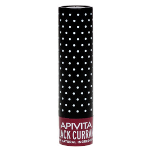 APIVITA Lip Care -huulivoide 4,4g, Black Currant