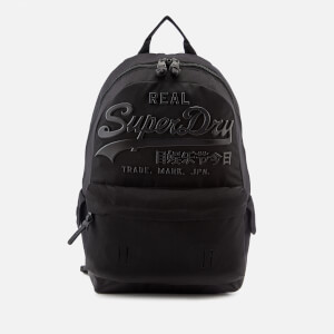 Superdry Men's Premium Goods Backpack - Black