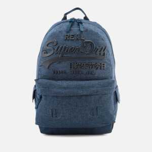 Superdry Men's Premium Goods Backpack - Denim Marl