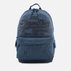 Superdry Men s Premium Goods Backpack - Denim Marl 8aca30ba3ee3a
