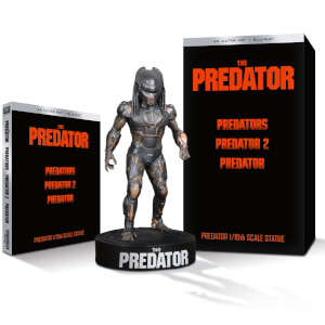 The Predator 8-Disc Collector's Edition - Zavvi Exclusive 4K Ultra HD (Includes Blu-ray)