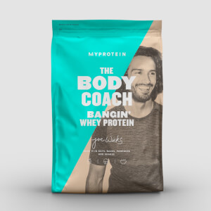 Myprotein The Body Coach Whey Protein