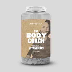 Myprotein The Body Coach Vegan Vitamin D3