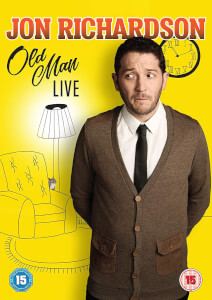 Jon Richardson: Old Man - Live