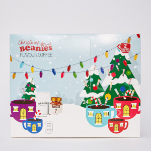 Beanies低卡咖啡 限量版圣诞礼盒