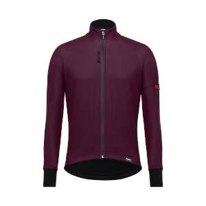 Santini Beta Winter Windstopper Jacket - Bordeaux