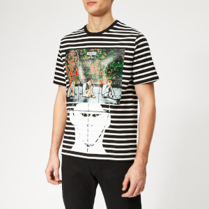 JW Anderson Men's G+G Police T-Shirt - Black