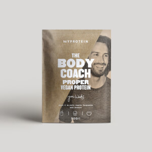 Myprotein The Body Coach Vegan Protein Sample