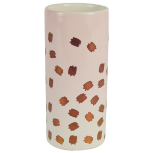 Tumbler - Soft Pink with Rose Gold