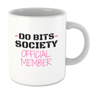 Big and Beautiful Do Bits Society Member Mug