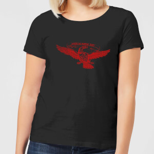 T-Shirt Femme Eagle Crest - American Horror Story - Noir