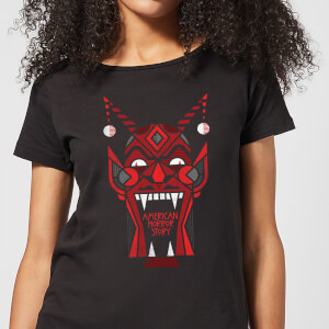Camiseta American Horror Story Freak Show Entrance - Mujer - Negro