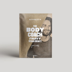 The Body Coach Fruity Vegan BCAA (Sample)
