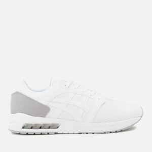 Asics Men's Lifestyle Gelsaga Sou Knitted Trainers - White/Mid Grey