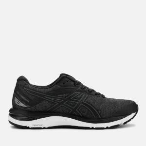 Asics Women's Running Gel-Cumulus 20 Mx Trainers - Black/Dark Grey